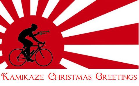 Kamikaze Christmas Greetings